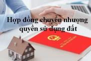 Hướng dẫn soạn thảo hợp đồng chuyển nhượng đất tại Việt Nam