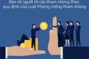 Bao Ve Nguoi To Cao Tham Nhung Theo Quy Dinh Cua Luat Phong Chong Tham Nhung