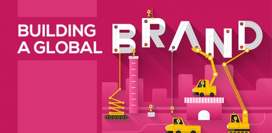 Building a global brand