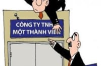 Ho-so-thu-tuc-dang-ky-thanh-lap-cong-ty-tnhh-mot-thanh-vien