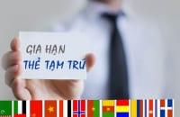 Gia hạn tạm trú cho lao đông nước ngoài tại Việt Nam