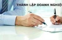 Thanh Lap Doanh Nghiep Tu Nhan
