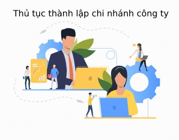 Thu Tuc Thanh Lap Chi Nhanh Cong Ty