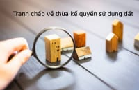 Tranh Chap Ve Thua Ke Quyen Su Dung Dat
