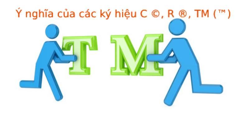 Y Nghia Cac Ky Hieu C R Tm Doi Voi San Pham Hang Hoa