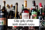Cap Giay Phep Kinh Doanh Ruou