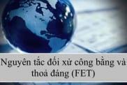 Nguyen Tac Doi Xu Cong Bang Va Thoa Dang