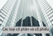 Co Phan Co Phieu