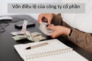 Von Cong Ty Co Phan