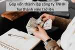 Quy định về góp vốn thành lập công ty TNHH hai thành viên trở lên