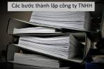 Thủ tục thành lập công ty TNHH như thế nào?