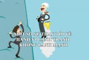 Mot So Hanh Vi Canh Tranh Khong Lang Manh Theo Luat Canh Trang
