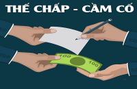 Phan Biet Giua Cam Co Va The Chap Tai San Theo Quy Dinh Phap Luat